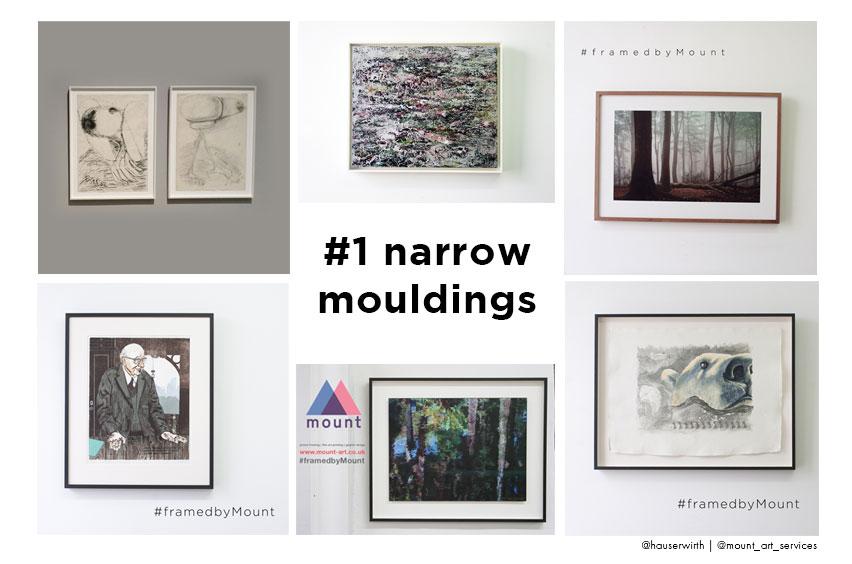 10 Stylish Framing tips for 2017 • Mount Art