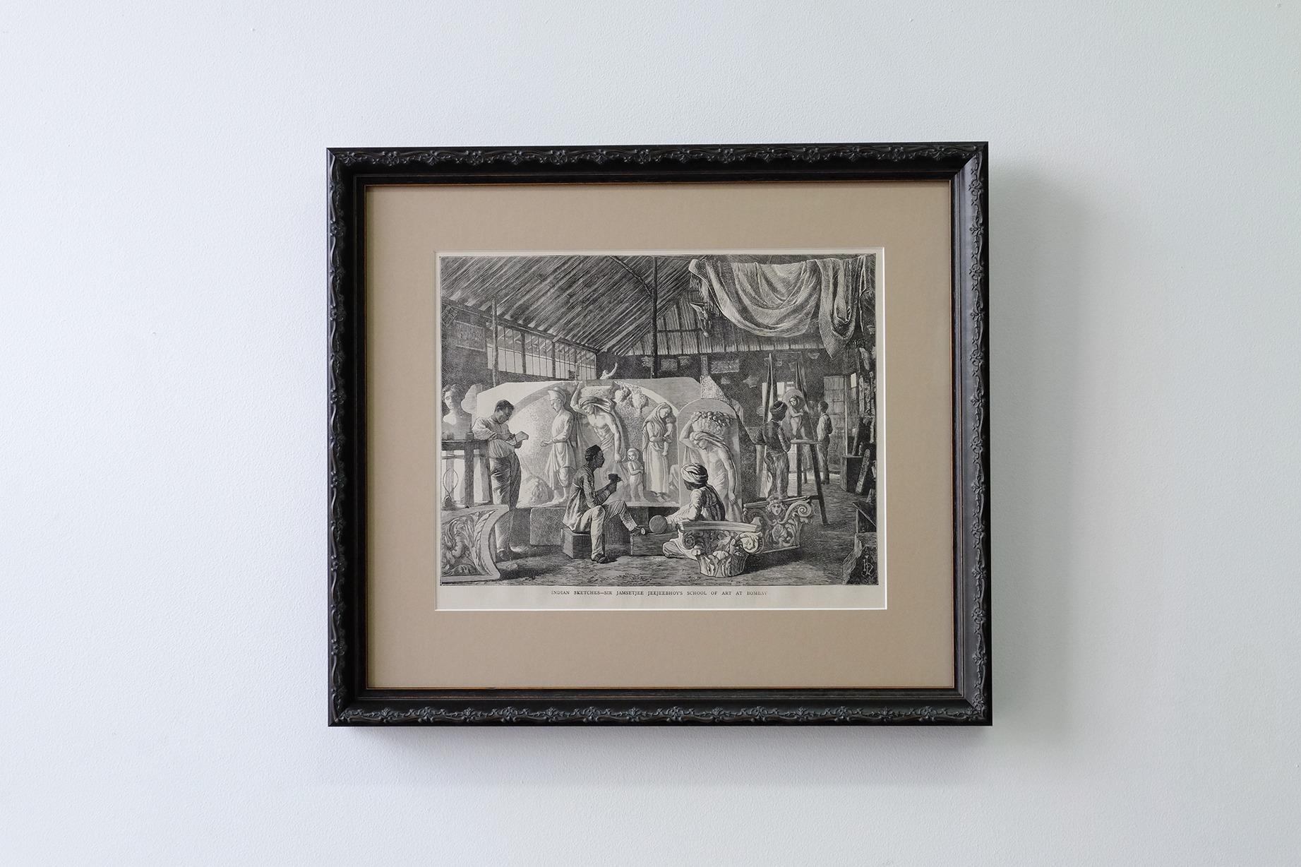 Framing • Mount Art