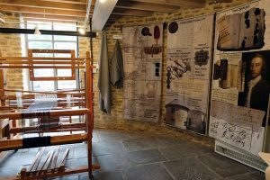 Frome textile history exhibition