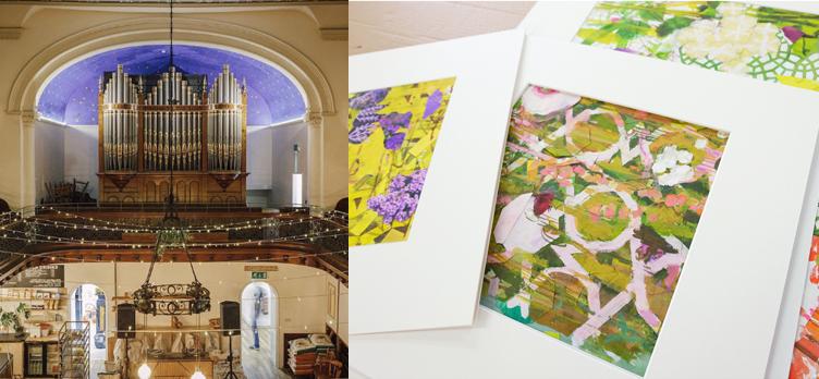 Susanna Lisle Hubnub gallery Frome