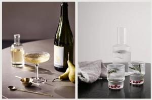Ferm Living glassware
